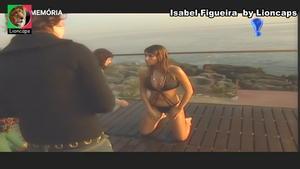 Isabel Figueira sensual no So Visto