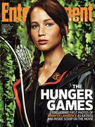 Jennifer Lawrence - EW Cover - Katniss in 'Hunger Games' [LQ]