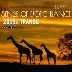 VA - Sense Of Exotic Trance 2019 (2019)