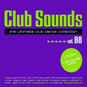 VA - Club Sounds Vol.88 (The Ultimate Club Dance Collection) (3CD) (2019)