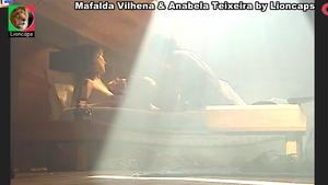 Mafalda Vilhena nua na serie Capitão Roby