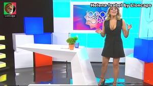 Helena Isabel super sensual no 1000 à hora