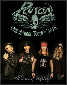 Poison - Discography (lossless, 1986-2013)