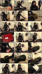 Cbt In Full Latex Female Domination
