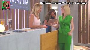 Barbara Norton Matos sensual na novela Nazaré