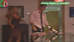 Oceana Basilio sensual em vários trabalhos