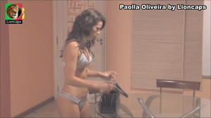 Paolla Oliveira nua no filme Entre Lençois