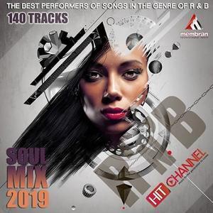 VA - RnB Soul Mix: Hit Channel (2019)