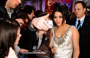 Vanessa Hudgens Photos on Sucker Punch Movie Premiere in London