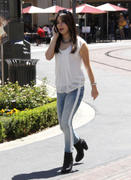 *HQ ADDS* Miranda Cosgrove Out at The Grove in Los Angeles 0716/12