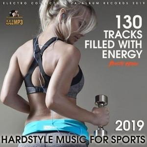 VA - Hardstyle Music For Sports 2019 (2019)