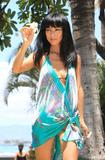 Bai Ling | Bikini Shooting in Waikiki | August 23 | 23 pics