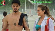 Thais Pacholek sensual na novela Balacobaco