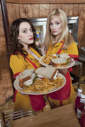 My 3 Favorite 2 Broke Girls Pics