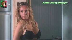 Marisa Cruz sensual na novela A Herdeira
