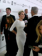 Miley Cyrus - Elton John Academy Awards Viewing Party - February 24, 2013
