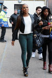 Александра Бурке, фото 20. Alexandra Burke Shopping in London 13th March 2012, foto 20
