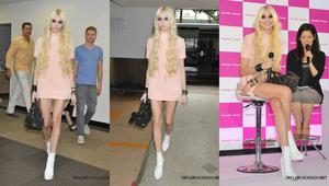 Taylor Momsen-Various Events Collages