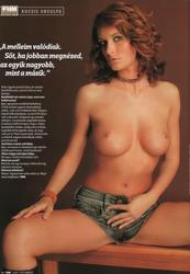 FHM Magazine (2004) Hungary