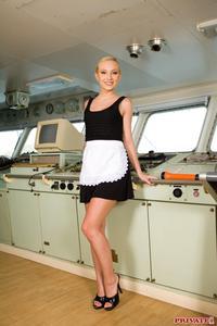 Pr1v@t3 - 08/10/2011 - Blonde Waitress Nataly