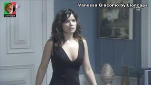 Vanessa Giacomo sensual em vários trabalhos