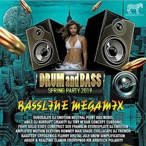 VA - Bassline Megamix: Spring Party 2019 (2019)