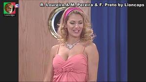 Marta Pereira sensual na serie Maré Alta