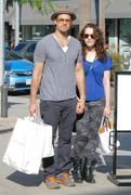 Kat Dennings - out shopping in Beverly Hills 08/01/12
