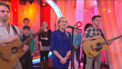 Ellie Goulding - Interview + Lights.The One Show 02.May.2011 1080i HD
