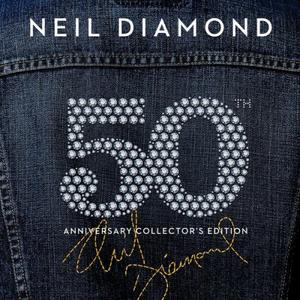 Neil Diamond - 50th Anniversary Collector's Edition (6CD) (Lossless, 2018)