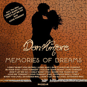 Don Amore - Memories of Dreams (Lossless, 2018)