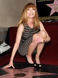 Марж Хелгенбергер, фото 500. Marg Helgenberger Hollywood Walk of Fame Induction Ceremony - January 23, 2012, foto 500