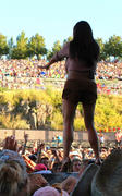 Sara Evans (Legs) - Gorge Ampitheater, George, WA - 04 Aug 12