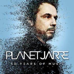 Jean Michel Jarre - Planet Jarre: 50 Years of Music (4CD) (Lossless, Hi Res 2018)