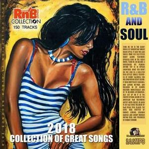 VA - Collection Of Great Songs: RnB and Soul (2018)