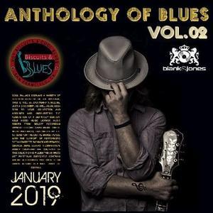 VA - Anthology Of Blues Vol.02 (2019)