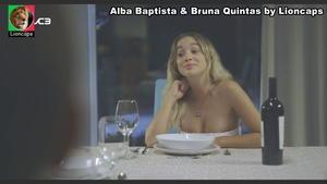 Alba Baptista sensual no filme Imagens Proibidas