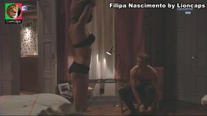 Filipa Nasciemnto sensual na novela Vidas Opostas