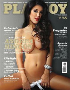 Jackeline Arroyo y Andrea Rincon – Playboy México y Argentina – Marzo 2012 [ PDF Full ] Foto 1