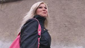 Public Agent - Radka - Busty Blonde Drives a Hard Bargain